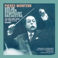 Pierre Monteux with the Boston Symphony Orchestra