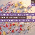 Mahler: Symphony No.8 [SACD Hybrid+Blu-ray Disc]