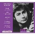 Michele Auclair plays Ravel, Bartok, Telemann, Stravinsky and Schubert