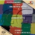 G.Getty: Orchestral Works