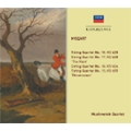 Mozart: String Quartets No.16-No.19