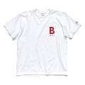 WTM_ジャンルT-Shirts BLUES ホワイト Lサイズ