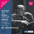 シューベルト: 交響曲第4番「悲劇的」/ブリテン: セレナード/シベリウス: 交響 曲第2番