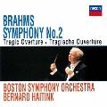 ブラームス: 交響曲 第2番、悲劇的序曲<タワーレコード限定>