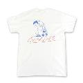 Girlside ポケットTシャツ ホワイト/Sサイズ