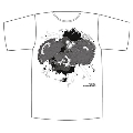 じゅじゅ×今井キラ T-Shirt 白 Mサイズ