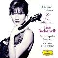 Brahms: Violin Concerto Op.77; C.Schumann: 3 Romances Op.22