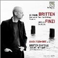 Britten: Serenade Op.31, Nocturne Op.60; Finzi: Dies Natalis Op.8