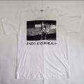 Jaco Pastorius Tシャツ(White×Black)/Mサイズ