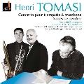 トマジと, フランスの吹奏楽 - トランペット協奏曲, トロンボーン協奏曲, 遺灰の婚礼, 3本のトランペットのための組曲