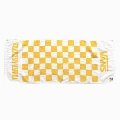 VANS×TOWER RECORDS Checker Towel WHITE/YELLOW