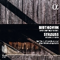 ベートーヴェン: 交響曲第3番《英雄》、R.シュトラウス: メタモルフォーゼン