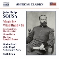 J.P.Sousa: Music for Wind Band Vol.16