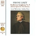 Liszt: Complete Piano Music Vol.28; Beethoven: Symphony No.9 (arr. for 2 pianos) / Leon McCawley(p), Ashley Wass(p)