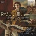ベルナルド・パスクィーニ: クラヴィチェンバロのためのソナタ集