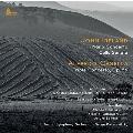 Ireland: Piano Concerto & Cello sonata, Casella: Triple Concerto