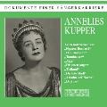 Annelies Kupper - Arias