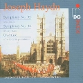 ハイドン: 交響曲第92番「オックスフォード」、第94番「驚愕」、歌劇「報いられた真心」序曲