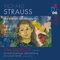 R.Strauss: Der Burger als Edelmann Suite Op.60, Wiegenlied Op.41-1, etc