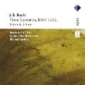 J.S.Bach: Piano Concertos BWV.1052, BWV.1055 & BWV.1056