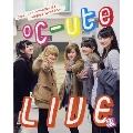 ℃-uteライブ写真集 「コンサートツアー2012-2013冬 ~神聖なるペンダグラム~」 裏