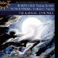 Korngold: String Sextet Op.10; Schoenberg: Verklaerte Nacht Op.4
