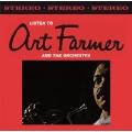 LISTEN TO ART FARMER & THE ORCHESTRA +7
