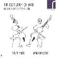 The Excellency of Hand - English Viola da Gamba Duos