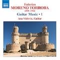 モレノ=トローバ:ギター作品集第1集