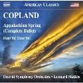 Copland: Appalachian Spring, Hear Ye! Hear Ye!