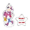 おそ松さん × TOWER RECORDS アクリルキーホルダー(スタンド付き)おそ松(レッド)