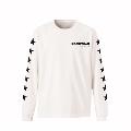 Rocketman The Movie Logo 長袖 Tシャツ(ホワイト)/Sサイズ Apparel
