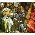 「新しい音楽~国々のハーモニー 1500-1700年」(MUSICA NOVA/ THE HARMONY OF NATIONS 1500-1700)