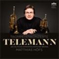 Telemann: Trumpet concertos, etc.