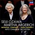 Beethoven: Piano Concerto No.1, Symphony No.1