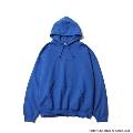 UNKNOWN PLEASURE SWEAT PARKA BY STUDIO RUDE BLUE Sサイズ Apparel