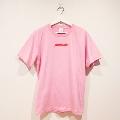 CHAI × マキヒロチ Tシャツ ピンク/XLサイズ