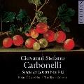カルボネッリ: ヴァイオリンと通奏低音のための室内ソナタ集 Vol.2