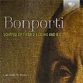 F.A.ボンポルティ: 2つのヴァイオリンと通奏低音のためのソナタ Op.1