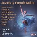 珠玉のフランス・バレエ音楽
