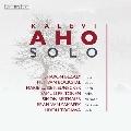 カレヴィ・アホ: 《ソロ》~チェロ、ヴィオラ、オーボエ、クラリネット、ファゴット、ホルン、フルート