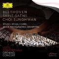 ベートーヴェン: レオノーレ序曲第3番/サン=サーンス: 交響曲第3番「オルガン付」、他