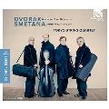 """Dvorak: String Quartet No.12 """"American""""; Smetana: String Quartet No.1 """"From My Life"""""""