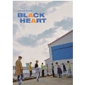 Black Heart: 2nd Mini Album (HEART VER) (全メンバーサイン入りCD)<限定盤>