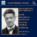 Great Violinists - Kreisler (The Complete Recordings Vol. 7)