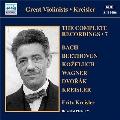 Great Violinists - Kreisler (The Complete Recordings Vol. 7)