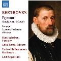 ベートーヴェン: 劇音楽「エグモント」Op.84