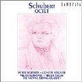 カメラータ・ベスト II :シューベルト:八重奏曲 -2つのヴァイオリン、ヴィオラ、チェロ、コントラバス、クラリネット、ホルンとファゴットのための D.803 OP.166:ペーター・シュミードル(cl)/ギュンター・ヘーグナー(hrn)/ウィーン弦楽四重奏団/他