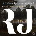 シューベルト: 交響曲第4番「悲劇的」&第5番