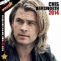 Chris Hemsworth / 2014 Calendar (Kingfisher)